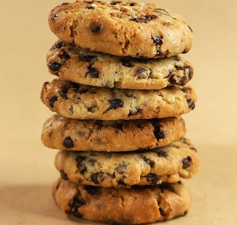 Our Chocolate Chips Cookies. Definitely awesome!!