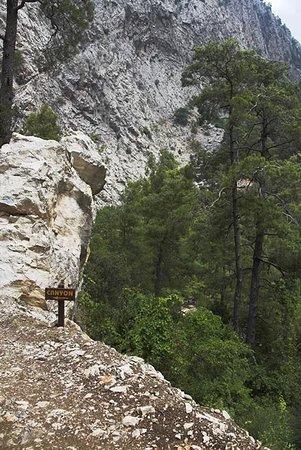 Goynuk Canyon: (Турция, Кемер, Гейнюк)_Goynuk-canyon