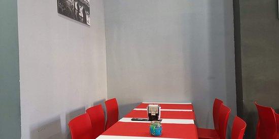 Pizzería Cafetería 8 1/2