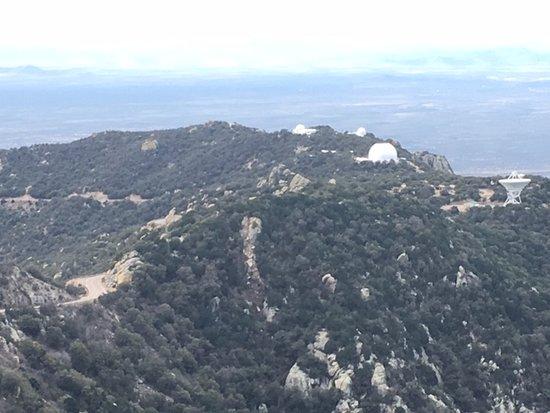 Sells, อาริโซน่า: Mountain Top Scene