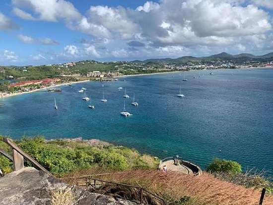 Jan's Waterfront Taxi and Tours: Pigeon Island