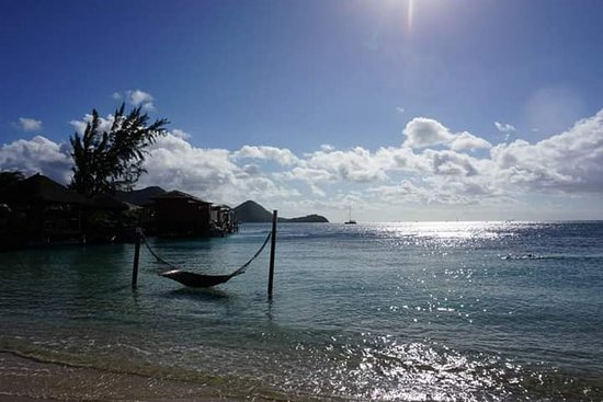 Jan's Waterfront Taxi and Tours: Gros Islet Sunset