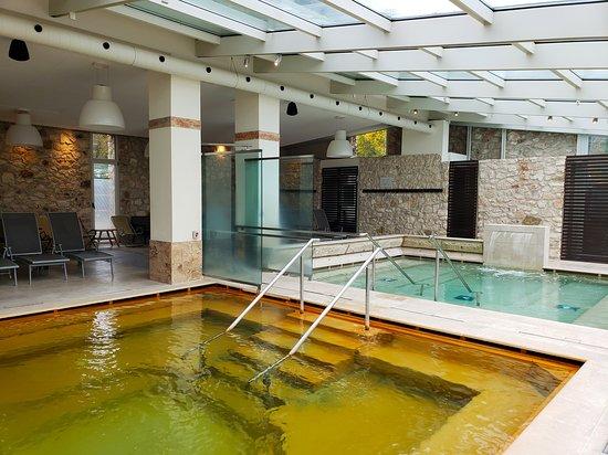 Massage Room Picture Of Albergo Le Terme Spa Bagno