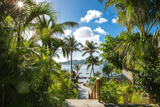 Ocean Terrace - Picture of Christopher St Barth, St. Barthelemy - Tripadvisor