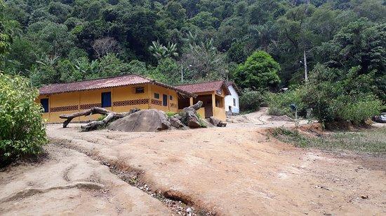 Paraty Mirim, RJ: Aldeia Guarani M'bya