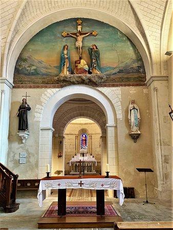 Eglise Saint-Avant