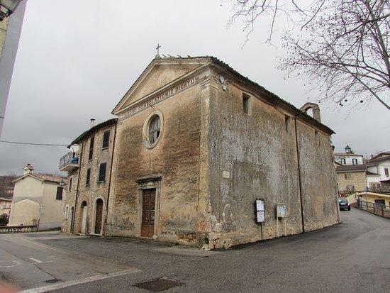 Collepardo, Italia: Chiesa della Madonna della Consolazione