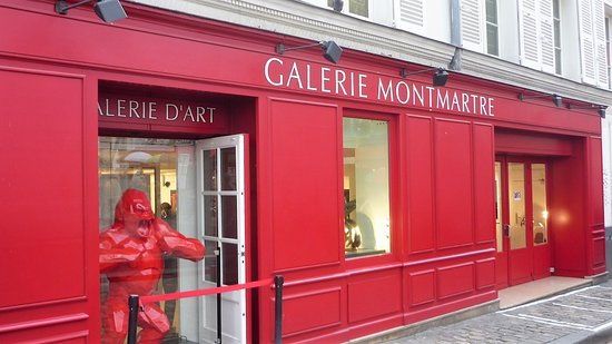 Galerie Montmartre