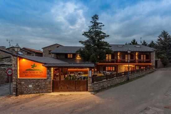 Hotel Cal Rei de Talló