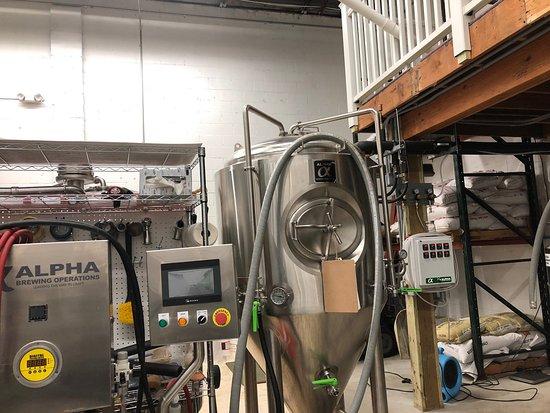 Hackensack Brewing