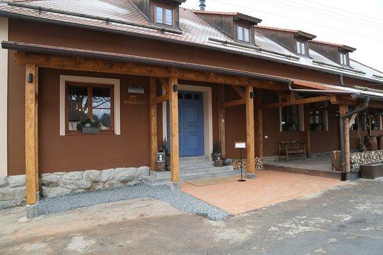 Nepomuk, Czech Republic: Angusfarm restaurace