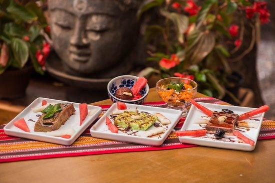 Ashram Zen Lounge and Cozinha Indiana: SOBREMESAS