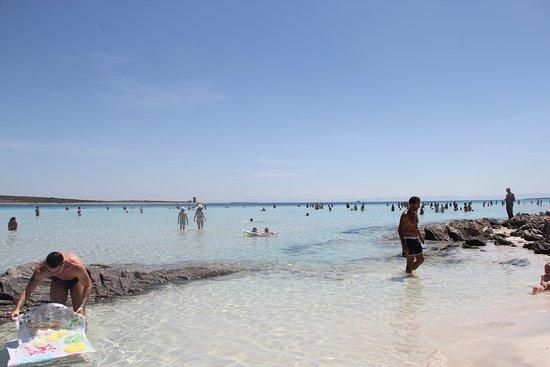 Sardinie, Itálie: La Pelosa