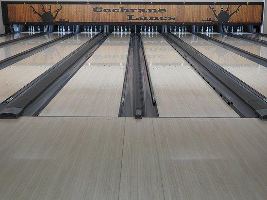 Cochrane Lanes