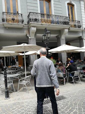 Este es Citybar un lugar ubicado en pleno centro de Salta