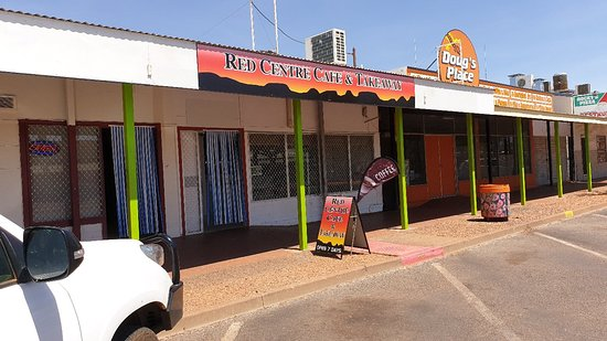Red Centre Cafe and Takeaway