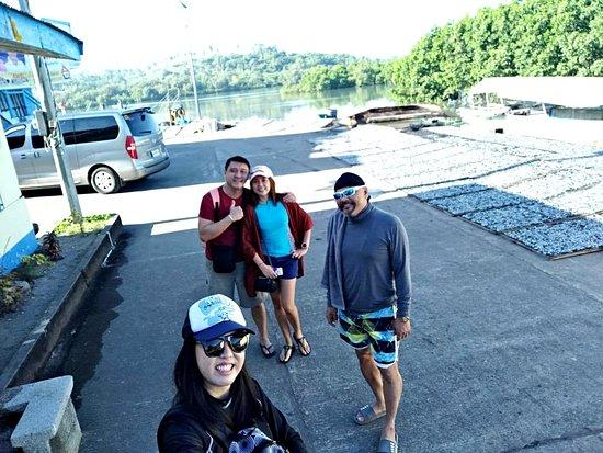Sagnay, Philippines: nato port