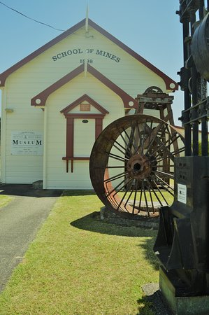 Coromandel School of Mines & Historic Museum