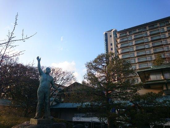 Isa Otani Statue