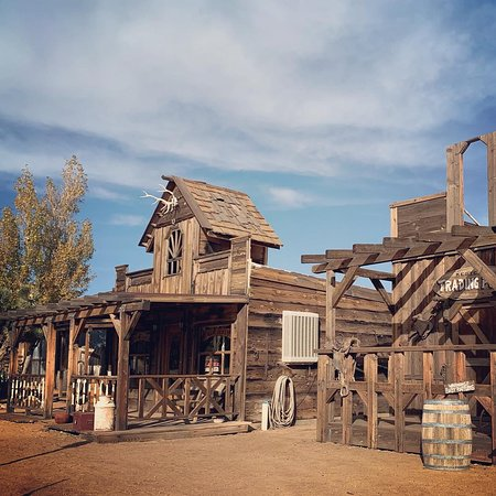 Pioneertown Hotel in the USA