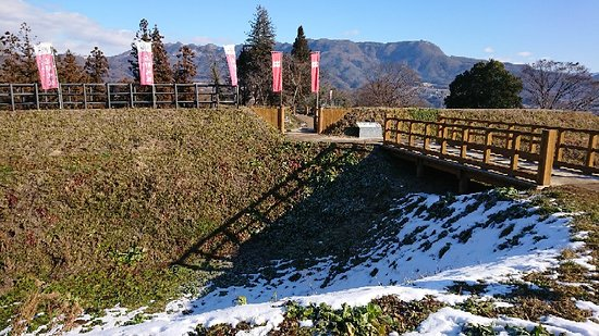 Nagurumi Castle Ruins