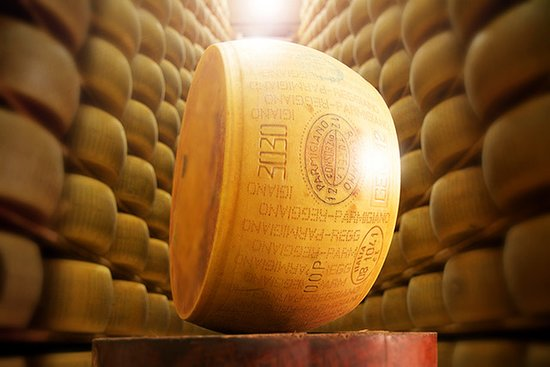 Modena, Italy: Watch cheese makers at work as they cook the milk to separate the whey and lift the parmigiano-reggiano, followed by a visit of the aging room (the 'stagionatura' in Italian), where you will admire rows and rows of wheels of cheese aging while perfuming the air. 