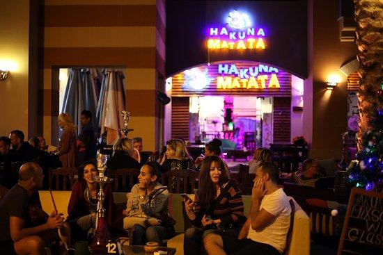 HakunaMatata w Port Ghalib