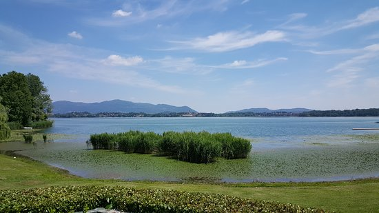 Bosisio Parini, Italie : Lago di Pusiano - Brianza (CO)