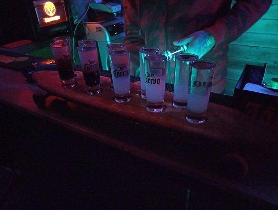 Doska Bar
