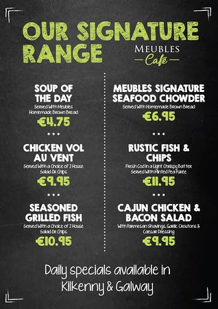 Meubles Cafe Galway Restaurant Reviews Phone Number