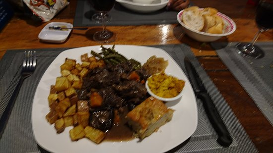 beef and mushroom delicious