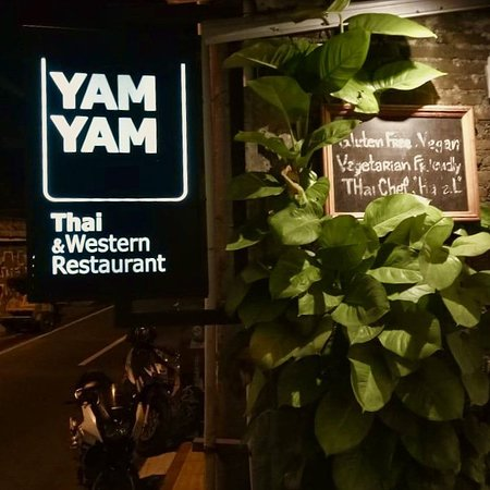 Gluten free, Vegetarian, Vegan friendly and Halal @YAM YAM Thai & Western Restaurant Yogyakarta  #YamYamThaiRestaurant #YamYamThaiYogyakarta