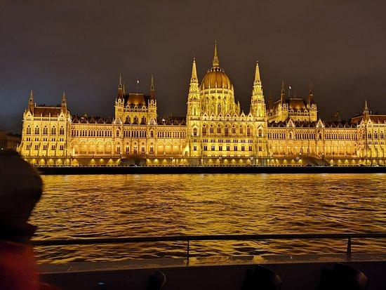 Budapest, Hungría: El parlamento