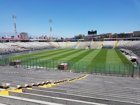 ‪Estadio Monumental David Arellano‬