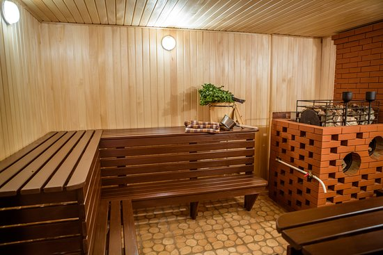 """баня на дровах """"Русь"""", парилка"""