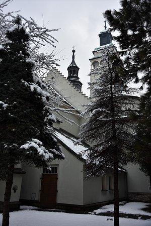 Zywiec, Poland: Konkatedra in Żywiec