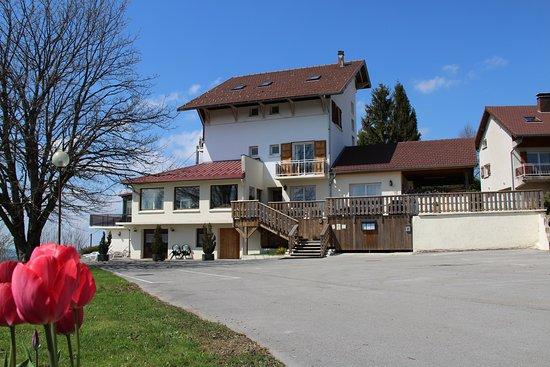 Hotel les Alpages