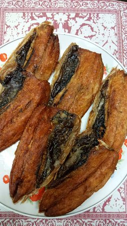 "Fried Milk Fish ""Pritong bangus"""