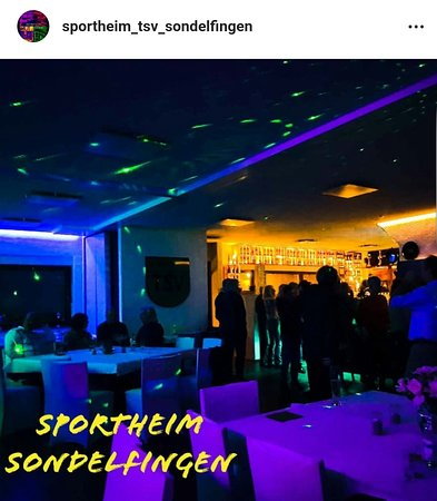 Sportheim  Sondelfingen 2019 Party
