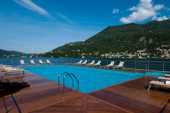 The Spa at Mandarin Oriental, Lago di Como