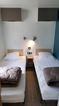 Verton, Francuska: La chambre enfants d'un de nos mobil-homes 2 chambres