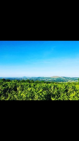 Beautiful Shropshire hills