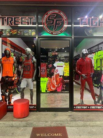 Street Fight Shop
