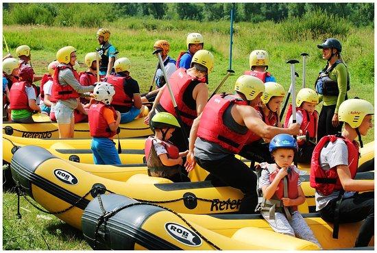 Szkoła Kajakarstwa Górskiego i Raftingu Retendo