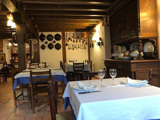 Carmona, Spania: Restaurante El Puente