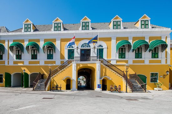 Curacao Activities: Part of the City Walk Punda Tour: Fort Amsterdam