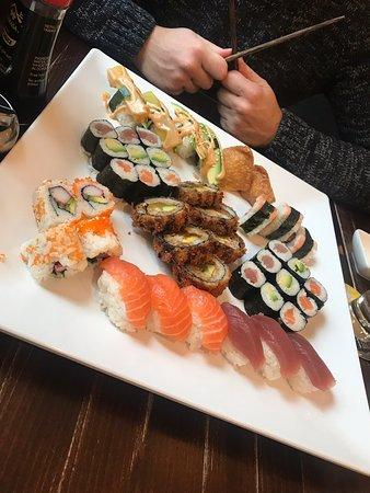 Sushi Berlin Wolfsburg Menu Prices Restaurant Reviews Order Online Food Delivery Tripadvisor