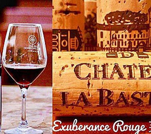 Tourouzelle, Francia: dégustation de vin
