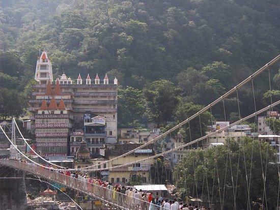 Laxman Jhula Bridge