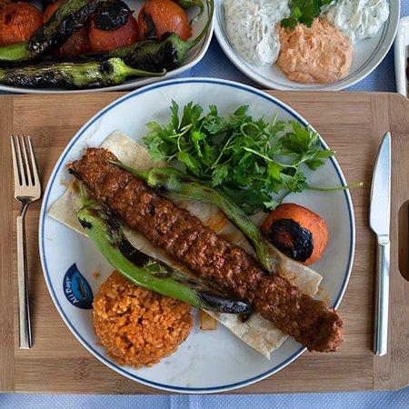 Ali Dayi Balik Restaurant: ADANA ZIRH KEBABI